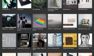 Тема Portfolium для wordpress